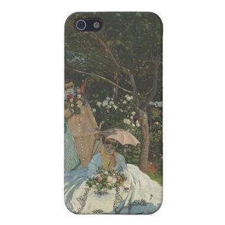 Frauen im Garten (1866) Etui Fürs iPhone 5