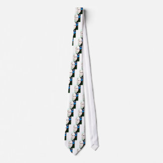 Fraulein-Mädchen Bedruckte Krawatte