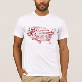 Fräulein Teen USA South Carolina T-Shirt