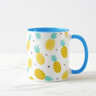 Freche Ananas Tasse