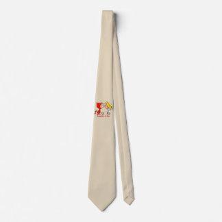 Freche u. Nizza Krawatte