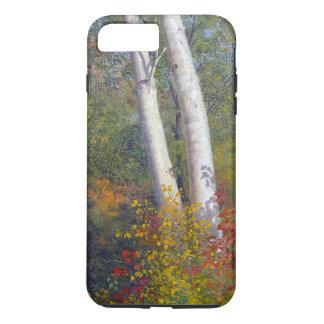 Frederic-Kirchen-Bäume iPhone 7 starker iPhone 8 Plus/7 Plus Hülle