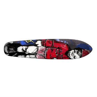 Frédérik Bellanger Chrom. Personalisiertes Skateboarddeck