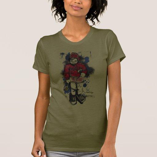 Frédérik Bellanger Chrom. Tshirts