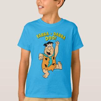 FredFlintstone Yabba-Dabba Doo! T-Shirt