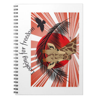 Freedom Notebook Notizblock