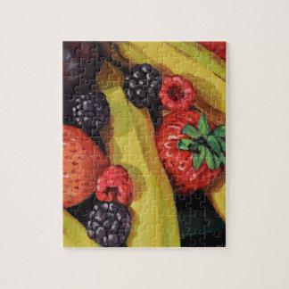 Freigebige Früchte Puzzle