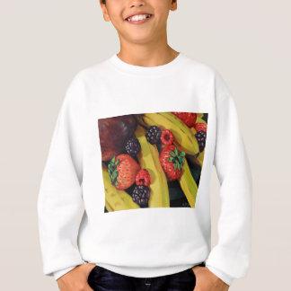 Freigebige Früchte Sweatshirt