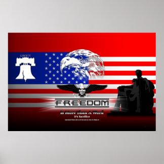Freiheit ist mehr als ein archivalisches Plakat