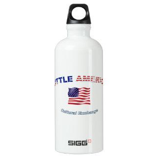 Freiheits-Flasche Aluminiumwasserflasche