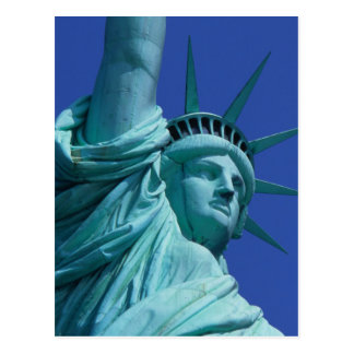 Freiheitsstatue, New York, USA 8 Postkarte