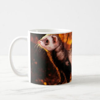 Frettchen-Tasse Kaffeetasse