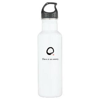 Freude und Freiheit Edelstahlflasche