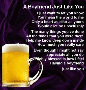 Bier gedicht