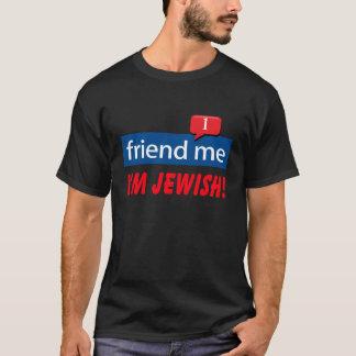 Freund ich bin ich jüdisch! T-Shirt