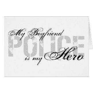 Freund ist mein Held - POLIZEI Karte
