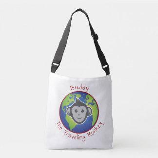 Freund-Logo-Tasche Tragetaschen Mit Langen Trägern