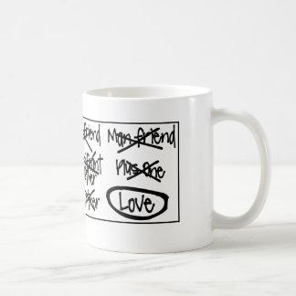 Freund-Tassen - niedliche Tassen! Tasse
