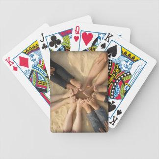Freundschaft Pokerkarten