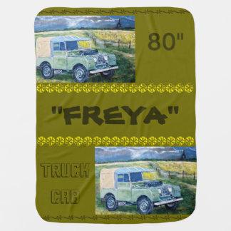 """""""FREYA"""" Baby-Decke"""