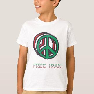 Frieden für den Iran T-Shirt