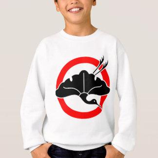 Friedenskran Sweatshirt
