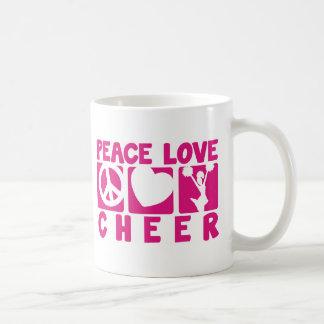 FriedensLiebe-Beifall Tasse