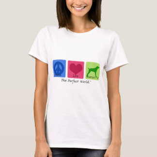 FriedensLiebe-Gebirgskanaille T-Shirt