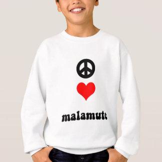 FriedensLiebe Malamute Sweatshirt