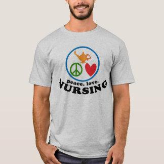 FriedensLiebe PFLEGE T-Shirt