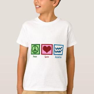 FriedensLiebe-Wassermann T-Shirt