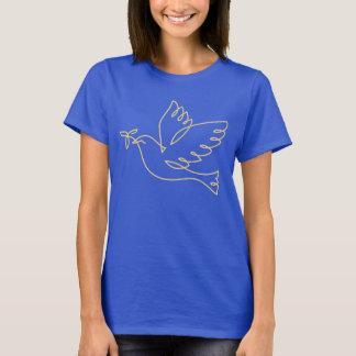 Friedenstauben-Ikone T-Shirt