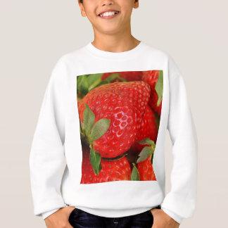 Frische Erdbeeren Sweatshirt