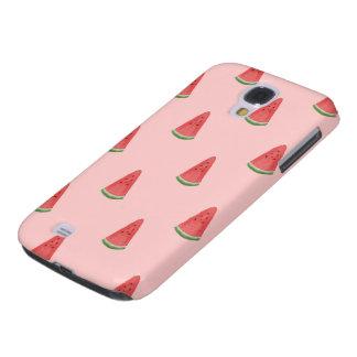 frische Wassermelonesamsungs-Galaxie S4 Galaxy S4 Hülle