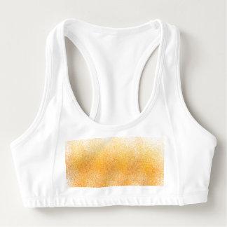 Frischer Orangensaft-Spray Sport-BH