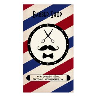 Visitenkarten für Friseure