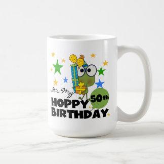 Froggie hopfenreicher 50. Geburtstag Tasse