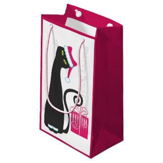 Frohe Weihnacht-Geschenk-Tasche Kleine Geschenktüte