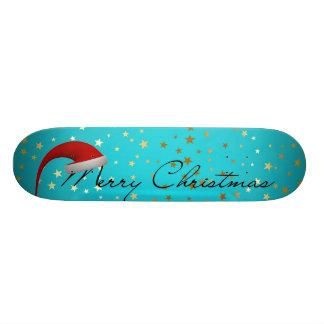 Frohe Weihnacht-Jahreszeit Skateboarddecks