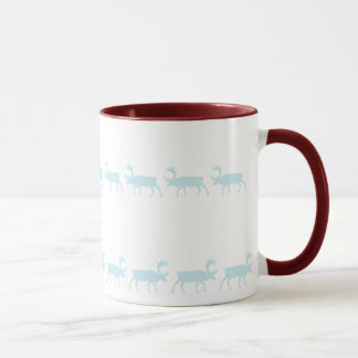 Frohe Weihnacht-Tasse Tasse