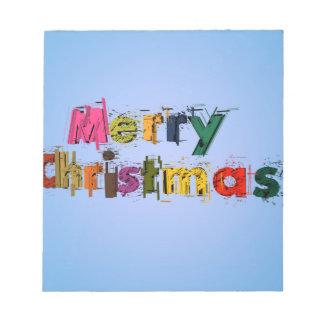 Frohe Weihnachten Kladden