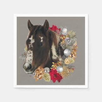 Frohe Weihnachten mit Brayley Papierservietten