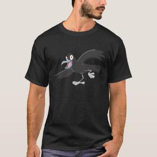 Froher schwarzer Rabe T-Shirt