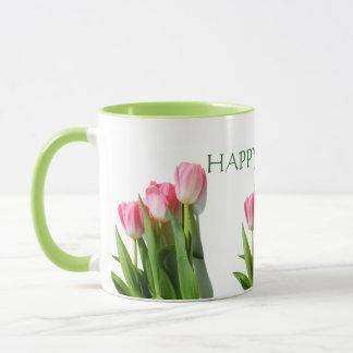 Fröhliche Ostern! Tulpe-Tasse Tasse