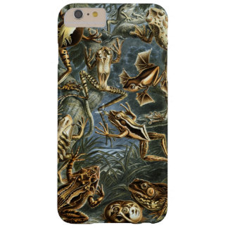 Frösche durch Ernst Haeckel Barely There iPhone 6 Plus Hülle