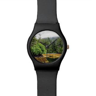 Fruchtbare Ansicht-Uhr Uhr