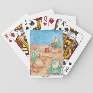 Frühe Elf-Spielkarten Spielkarte