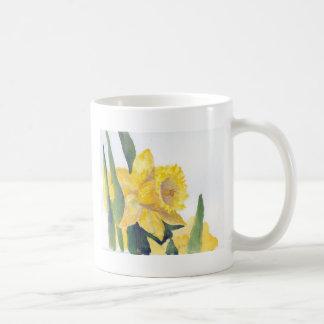 Frühlings-Narzissen Kaffeetasse