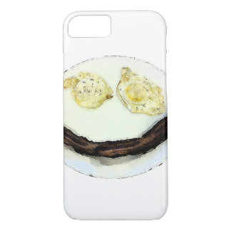 Frühstücks-Lächeln iPhone 8/7 Hülle