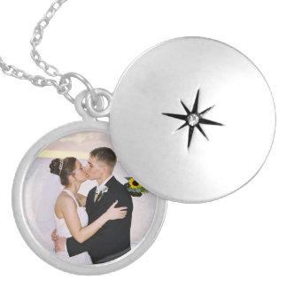Fügen Sie Ihr eigenes photo_Necklace ein Medaillon